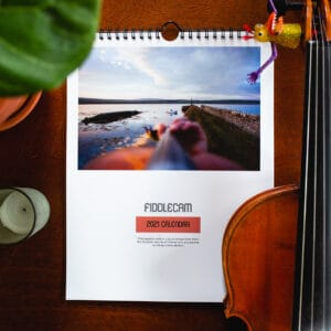 Fiddlecam calendars