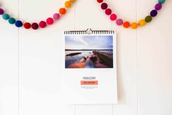 Fiddlecam calendars