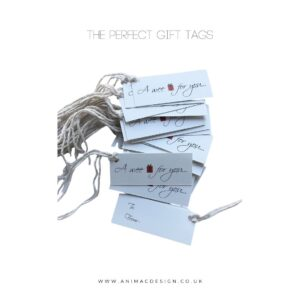 Gift Tags by AniMac Design