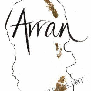 Isle of Arran Original with Gold Leaf