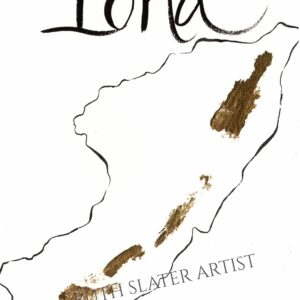 Isle of Iona with Gold Leaf